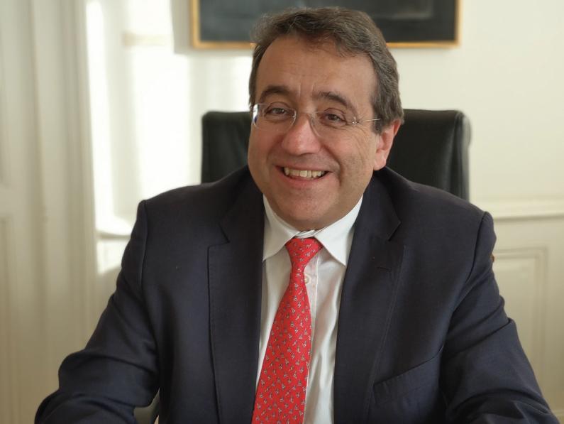 """Pascal Broulis: """"l'État doit être un catalyseur de projets"""""""
