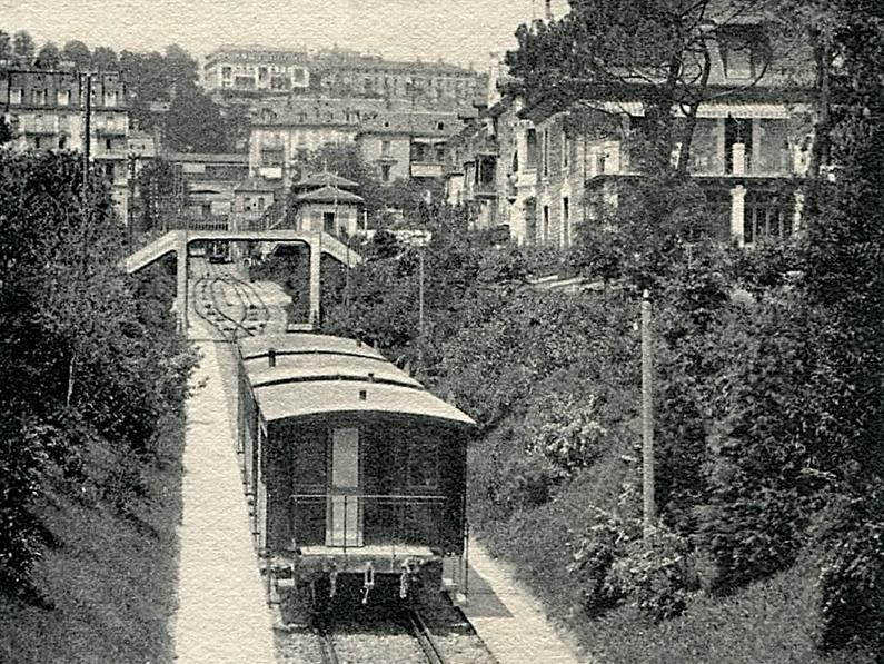 Lausanne et sa «Ficelle»: 130 ans de fidélité