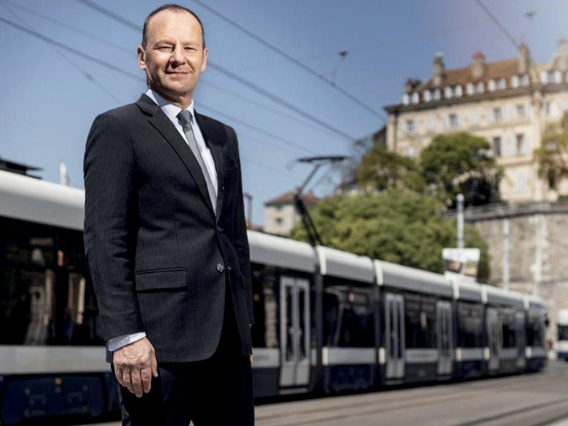Serge Dal Busco: le Léman Express va enfin nous mettre au niveau des grands centres urbains de notre pays comme Zurich
