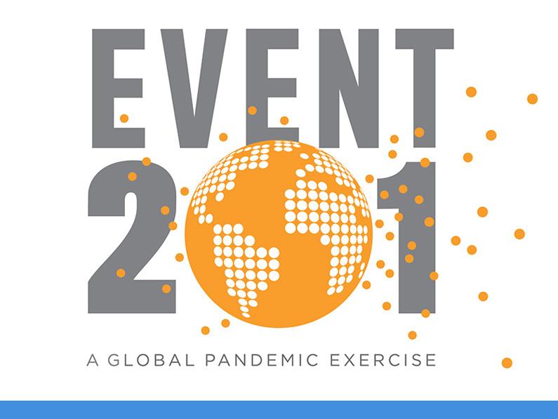 Une pandémie de coronavirus simulée 2 mois et demi avant le COVID-19