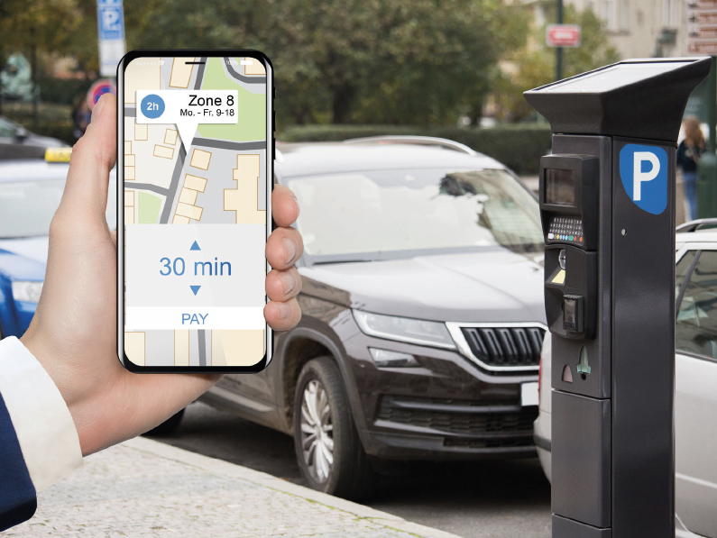 Smart parking: quand se garer devient un plaisir