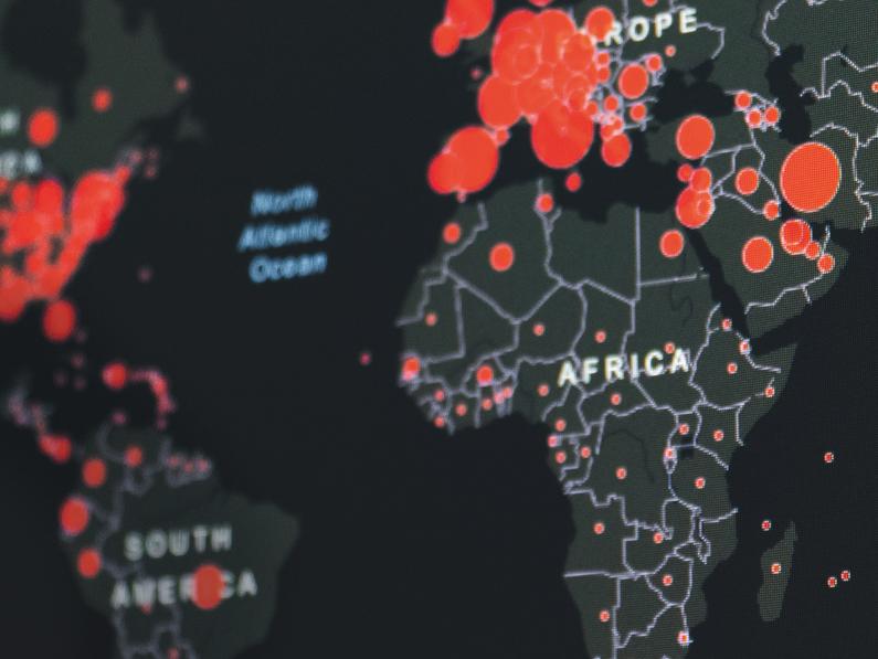 L'Afrique resiste-t-elle toujours aussi bien?