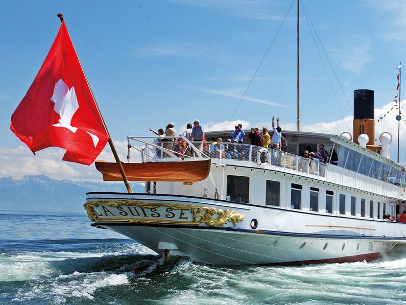 Covid: la CGN est la compagnie de navigation Suisse qui s'en sort le mieux