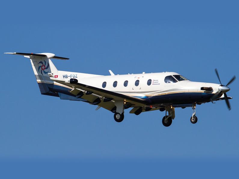Nouvelle liaison aérienne entre la Chaux-de-Fonds et le Tessin