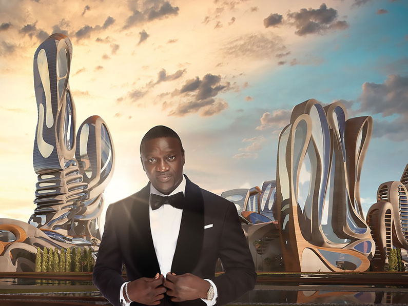Akon and the City