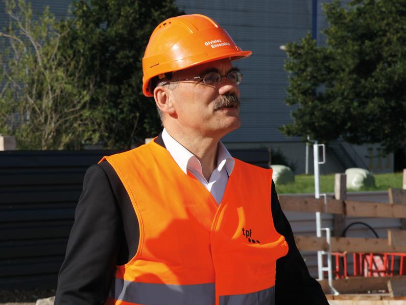 """Jean-François Steiert (FR) : """"Le canton de Fribourg est l'un des premiers cantons à avoir effectué un bilan carbone complet"""""""