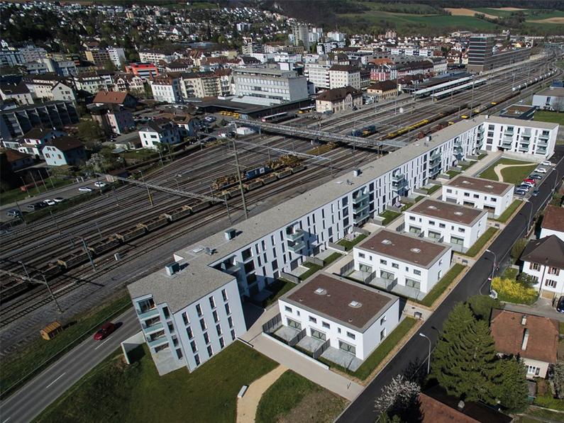 DELÉMONT (JU) : Un concours d'urbanisme pour «Gare Sud»