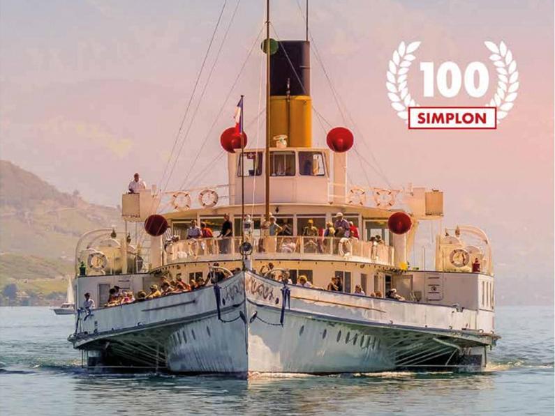 Le Simplon célèbre ses 100 ans