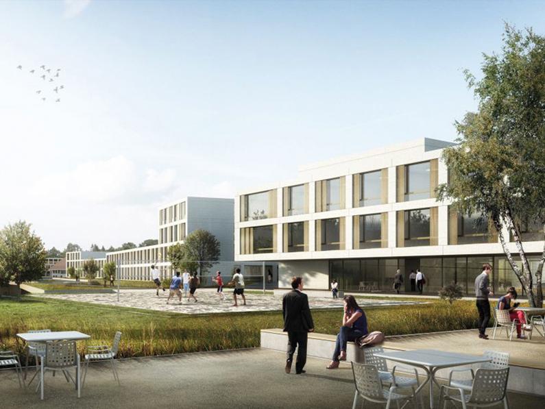 Nouveau campus EHL Lausanne