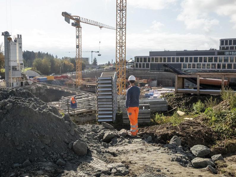 Un nouveau campus pour l'École hôtelière de Lausanne
