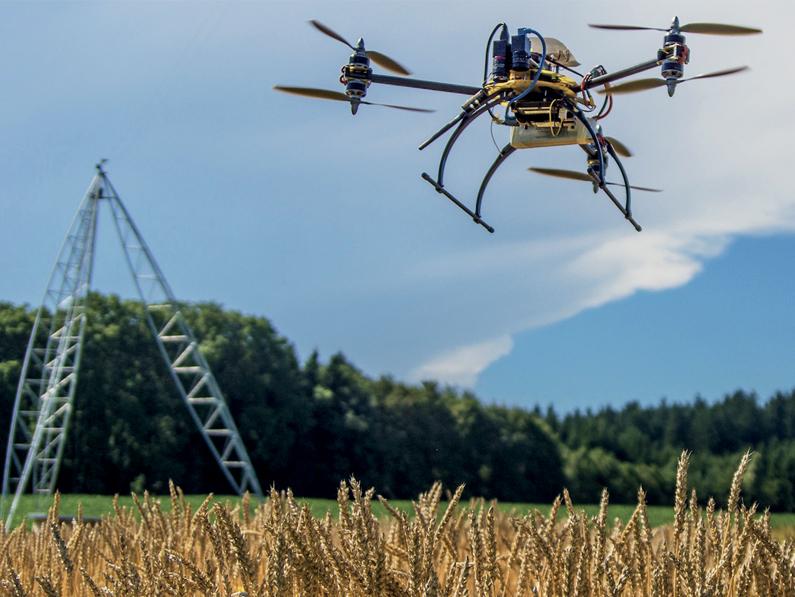Gamaya, quand les drones volent au secours de l'agriculture