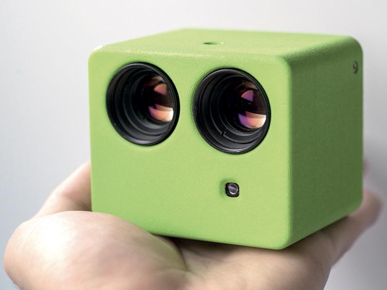 Gamaya caméra hyperspectrale agriculture