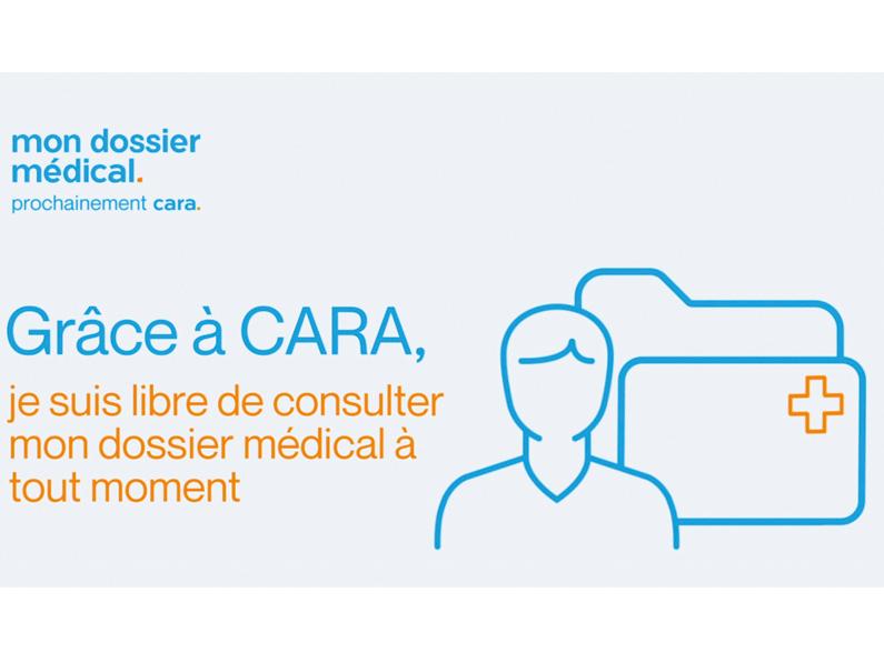 CARA dossier électronique de patient certifié