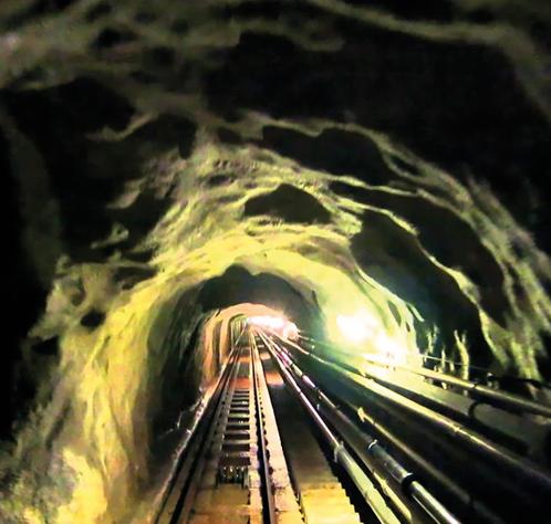 fortifications souterraines suisses